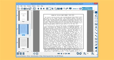 10 Free Document Scanning Software To Scan Receipt