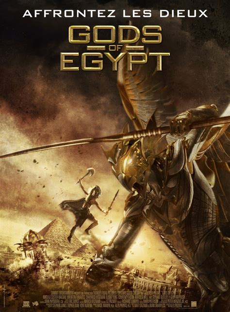 Gods of Egypt (Official TV Spot and Posters) – New New Things