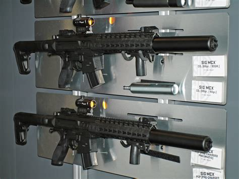 New SIG SAUER airguns launched at 2015 SHOT Show