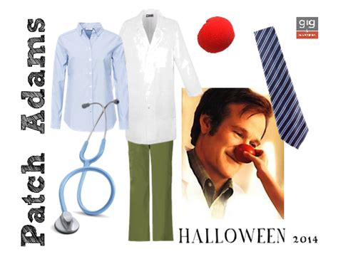 Inspiration for a Robin Williams Halloween Costume