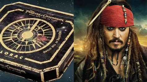 Lorac Is Launching a 'Pirates of the Caribbean' Makeup